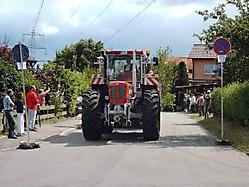 Festumzug 100 Jahre TSV Oferdingen