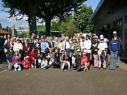 Besuch beim CAF Roanne 2005