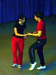Herbstfeier 2005 in der Oferdinger Festhalle