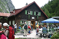 Hochgebirgstour 2005 im Wettersteingebirge