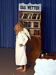 Theaterabend 2005 in der Oferdinger Festhalle