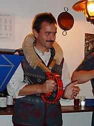 Weinwanderung 2005 mit Thomas Rietig