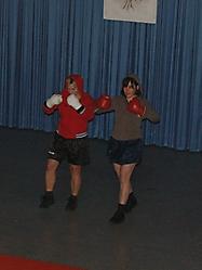 Herbstfeier 2006 in der Oferdinger Festhalle