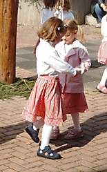 Maifest 2006 auf dem Schulgelände