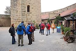Weinwanderung 2006 mit Thomas Rietig