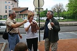 Besuch beim CAF Roanne 2007