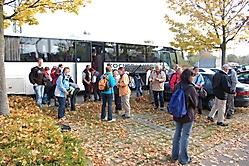 Weinwanderung 2007 mit Thomas Rietig