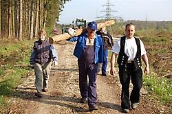 Maibaumholen 2008