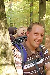 Weinwanderung 2008 mit Thomas Rietig