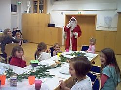 Weihnachtsfeier Kindervolkstanzen 2009_3