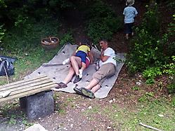 Auf den Spuren der Eiszeit Familienwanderung am 7. Juli 2013