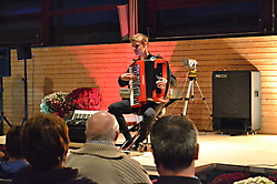 Jubiläumskonzert 40 Jahre Akkordeonorchester am 12. Oktober 2013